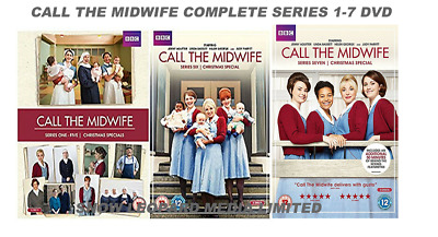 £79.99 • Buy CALL THE MIDWIFE COMPLETE SERIES 1- 7 DVD COLLECTION SEASON 1 2 3 4 5 6 7 UK Rel