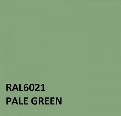 £16.45 • Buy RAL PALE GREEN RAL 6021 Agricultural Tractor Machinery Enamel Gloss Paint