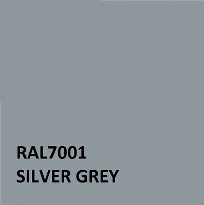£21.95 • Buy RAL SILVER GREY RAL 7001 Agricultural Tractor Machinery Enamel Gloss Paint