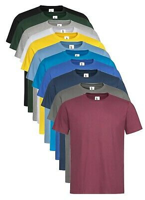American Apparel Unisex Fine Jersey Cotton T-Shirt - 30 Colours • 4.99£
