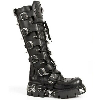 £400.72 • Buy New Rock Fire Demon Leather Boots - 161-S1 - Gothic,Goth