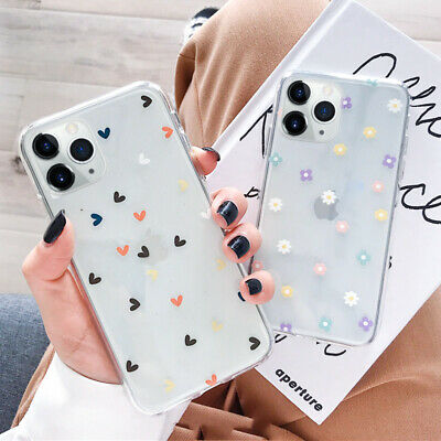 AU4.29 • Buy For IPhone SE 2020 11 Pro Max XS XR 8 7 6 Shockproof Cute Clear Soft Case Cover