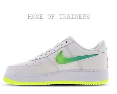 air force 1 uomo bianche basse