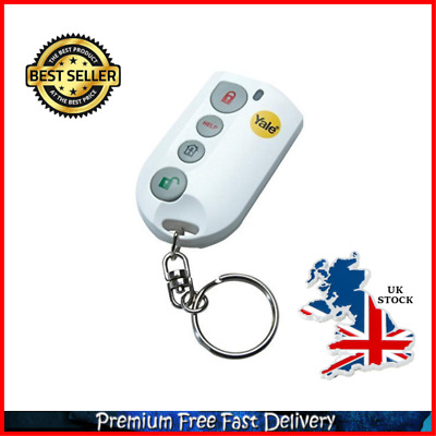 Yale Alarm Remote Control Fob With Panic Alert Button For Wireless Alarm System • 14.99£