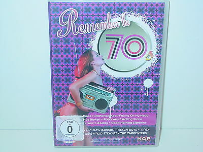 *****DVD-VARIOUS ARTISTS REMEMBER THE 70s -2006 MCP Sound & Media***** • 7.78£