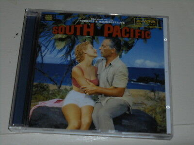 CD /Soundtrack - South Pacific [Remastered] (2001)FILM SOUNDTRACK • 1.50£