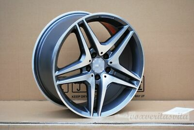 $765 • Buy 19  Amg Style Rims Wheels Fits Mercedes Benz W220 W221 S Class S430 S500 S550