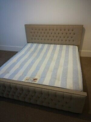 £400 • Buy Super King Size Bed With Mattress