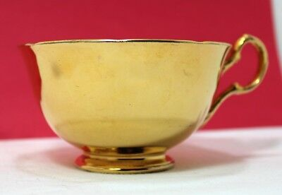 $ CDN16.45 • Buy Royal Winton Grimwades English Bone China Tea Cup Color Gold