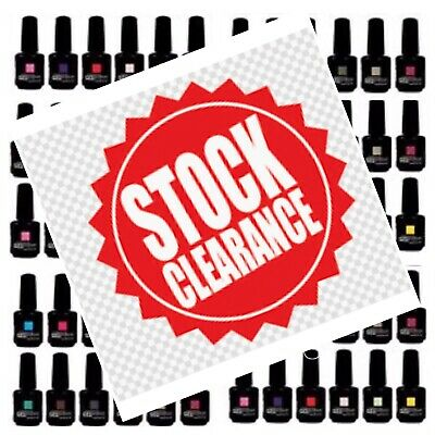 Jessica Geleration Nail Gel Polish UVLED  BIG SALE £9.95 EACH ONLY Limited Stock • 9.95£