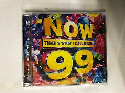 NOW That's What I Call Music! 99 (Compilation CD) NEW & SEALED, WS2 • 2.96£