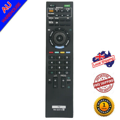 AU17.94 • Buy RM-GD015 RMGD015 Remote Control Replace For Sony TV Sub RM-GD016-AU Seller