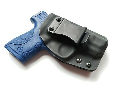 $18 • Buy Kydex Holster Fits Smith & Wesson M&P SHIELD Gen 1, 2 And PLUS 9mm /.40 IWB RH