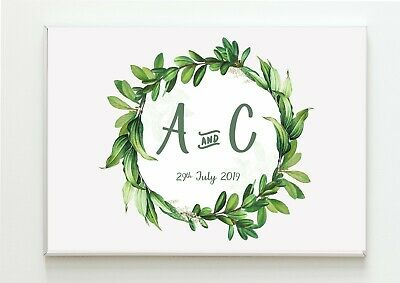 A4 Personalised Engagement Wedding Anniversary Gift Present- Unframed • 3.50£