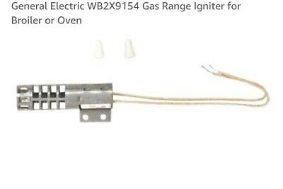 $ CDN50 • Buy General Electric WB2X9154 Gas Range Igniter For Broiler Or Oven