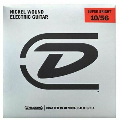 AU21.50 • Buy Dunlop Super Bright Electric Strings - .010-.056, Medium 7-String Set