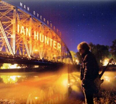 Ian Hunter - Man Overboard [CD] • 11.84£