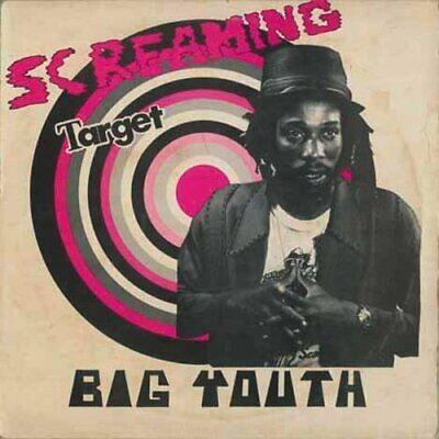 Big Youth - Screaming Target [CD] • 8.27£