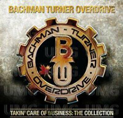 £5.41 • Buy Bachman-Turner Overdrive - You Aint Seen Nothing Yet: The Collection [CD]