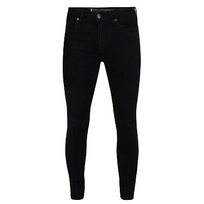 NEW Ringspun Apollo Ripped Super Skinny Stretch Jeans W32/L32 • 18.66£