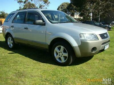 AU6.99 • Buy Ford Territory 2005 - 2009 SY RWD & AWD Workshop Service Repair Manual