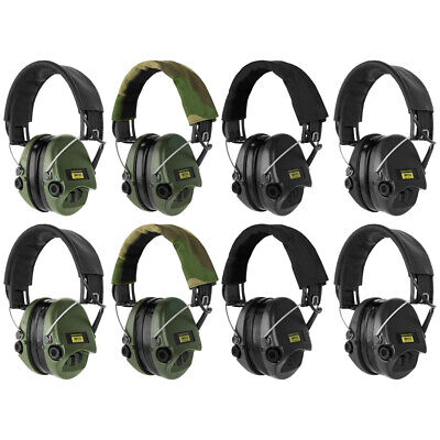 £179.82 • Buy Sordin Supreme Pro-X Acoustic Earmuffs Active Hearing Protection Ear Protection
