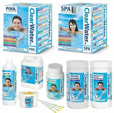 Bestway ClearWater Lay-Z-Spa, Swimming Pool, Spa & Hot Tub Chemicals & Kits • 23.99£