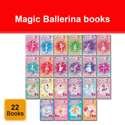 £21.93 • Buy Magic Ballerina Series 22 Books Collection Set By Darcey Bussell NEW Pack