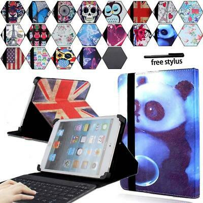 £11.49 • Buy For IPad Mini 7.9 /ipad 9.7  10.5 Leather Stand Cover Case + Bluetooth Keyboard