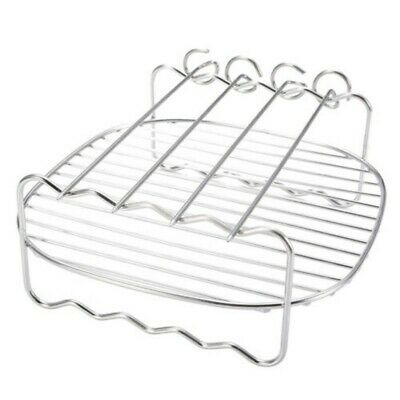 AU15.05 • Buy Grill Pins Stainless Steel Accessories For Philips Air Fryer Double-layer Grill