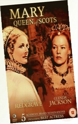 Mary Queen Of Scots [DVD] [1971] • 10.25£