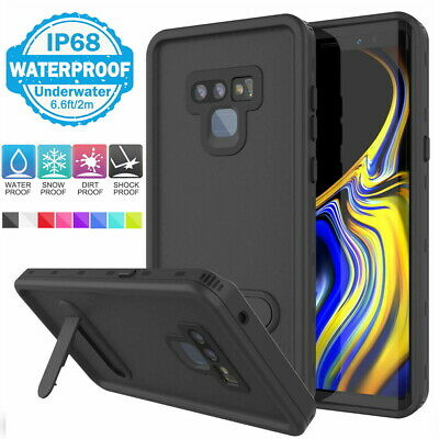 AU18.99 • Buy For Samsung Note 9 8 Waterproof Shockproof Case Cover Screen Protector Kickstand