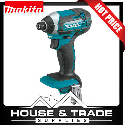 AU119 • Buy Makita Impact Driver Cordless 18V LXT® Lithium‑Ion XDT11 Tool Only