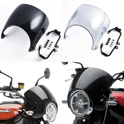 AU198.89 • Buy Windshield Cafe Racer Fairing Wind Protector For Kawasaki Z900RS 2018 PE