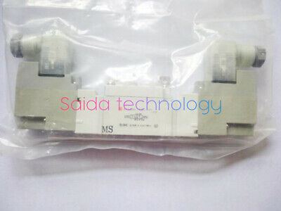 £77 • Buy For SMC Two-position Five-way Valve SY5220-5DZ-01 Pulsating Vacuum Sterilizer In