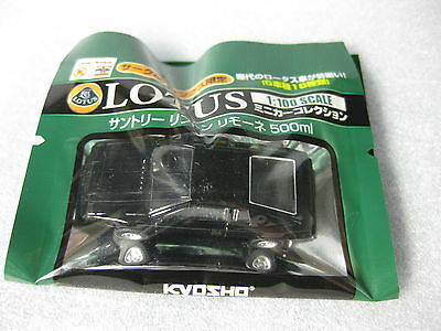 $ CDN13.05 • Buy LOTUS Esprit S1 Black Kyosho 1:100 Scale Diecast Model Car