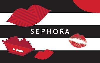 $50 • Buy Sephora Gift Card - $25 $50 Or $100 - Email Delivery