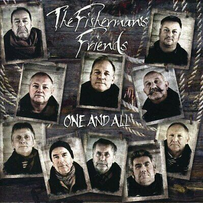 The Fishermans Friends - One And All [CD] Sent Sameday* • 7£