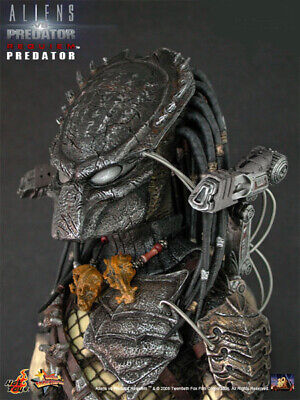 $ CDN487.97 • Buy Hot Toys WOLF Predator AVP2 Scale 1/6 Action Figure MMS53 FREE Shipping Included