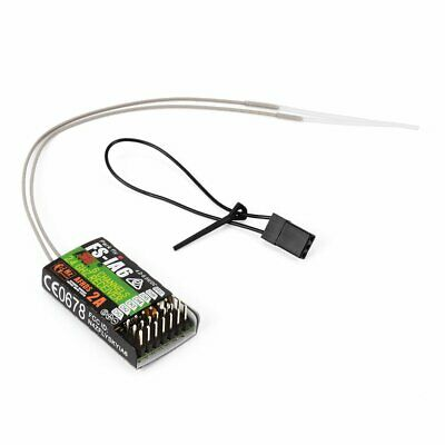 2.4GHz 6 Channel FS-iA6 6CH Receiver For Flysky I4 I6 I10 GT2E Transmitter RC210 • 13.99£
