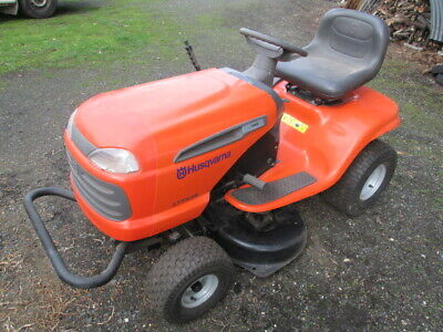 AU2600 • Buy Husqvarna Ride On Mower LT 1536 Little Used Pre-loved In Excellent Condition.