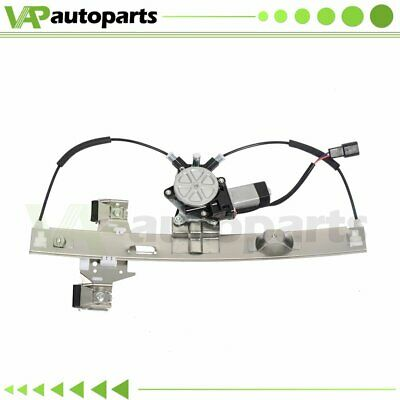 $41.59 • Buy For 2004-2008 Pontiac Grand Prix 3.8 5.3 Power Window Regulator Rear LH W/ Motor