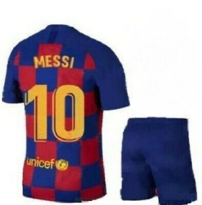 official photos 5cf3f 2aabc barcelona jersey kids