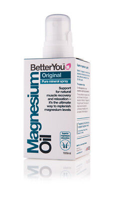 BetterYou Magnesium Oil Sprays -  You Choose Which One You Want- FREE P&P • 10.99£