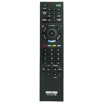 AU17.94 • Buy New Replaced Sony TV Remote Control RM-GD020 RMGD020 Substituted To RM-GD014
