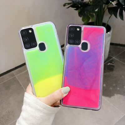 $ CDN8.10 • Buy Luminous For Samsung Galaxy S10E S10 S9 S8 Plus Note 9 8 Quicksand Blend Case