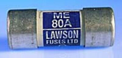 £1.20 • Buy Lawson ME80A Cut Out Fuse - 80 Amp BS88