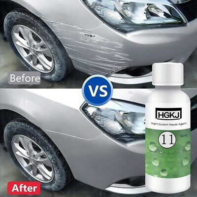 1x HGKJ Car Paint Scratch Repair Remover Agent Coating Maintenance Accessories • 5.37£