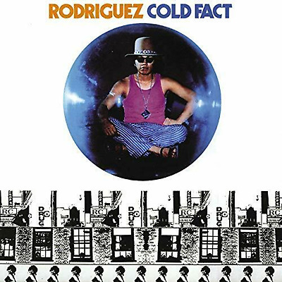 RODRIGUEZ - COLD FACT CD 2019 - Released 30/08/2019 • 12.99£