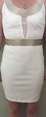 £6 • Buy Eva And Lola Party Dress New With Tags Size M Size 8